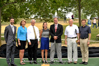 """QLI"" and the City of Omaha Ribbon Cutting Ceremony at Lake Cunningham"