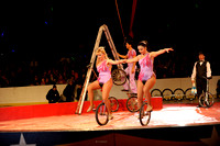 1st Half of Circus Acts Friday February 20, 2015