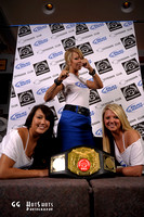 The DC Cage Maidens at NP Pride Weigh Ins and Fight Night