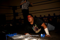 Action Photos of the  PWP 9th Anniversary Spectacular May 17, 2014