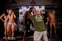 The Weigh-In's at The Touchdown Lounge April 27, 2012