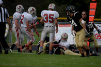Glenwood Rams Freshman Football vs Harlan September 15 2017